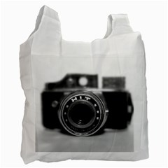 Hit Camera (2) Recycle Bag (Two Sides) by KellyHazel