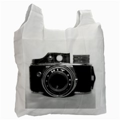 Hit Camera (3) Recycle Bag (one Side) by KellyHazel