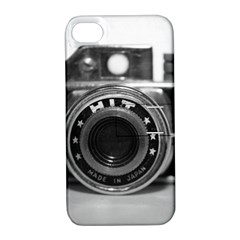 Hit Camera (3) Apple Iphone 4/4s Hardshell Case With Stand