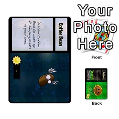 Plants Vs  Zombies By Ajax   Playing Cards 54 Designs   Rc73mtsn0tpi   Www Artscow Com Front - Heart2