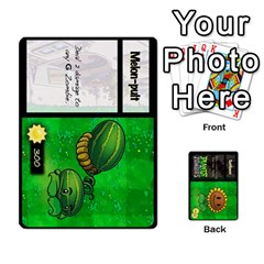 Plants Vs  Zombies By Ajax   Playing Cards 54 Designs   Rc73mtsn0tpi   Www Artscow Com Front - Diamond5