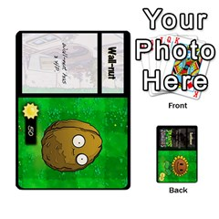 Plants Vs  Zombies By Ajax   Playing Cards 54 Designs   Rc73mtsn0tpi   Www Artscow Com Front - Joker2