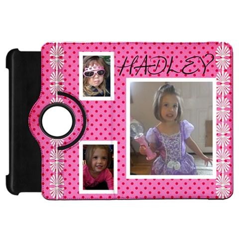 Hadley By Teresa Whittall   Kindle Fire Hd Flip 360 Case   Cjhwqjamjzbv   Www Artscow Com Front