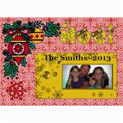 Holiday Card #10, 5x7 By Joy Johns   5  X 7  Photo Cards   Zvugem5h0aur   Www Artscow Com 7 x5 Photo Card - 7