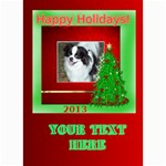 Holiday card #11, 5x7 - 5  x 7  Photo Cards