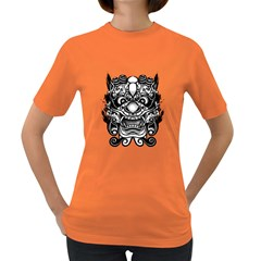 Guardian 1 Womens' T Shirt (colored) by Contest1715867