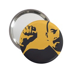 Power With Lenin Handbag Mirror (2 25 ) by youshidesign