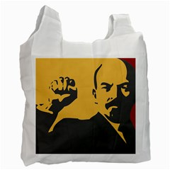 POWER WITH LENIN Recycle Bag (Two Sides)