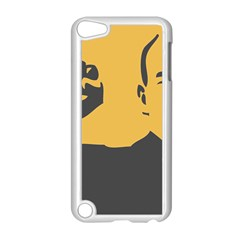 Power With Lenin Apple Ipod Touch 5 Case (white)