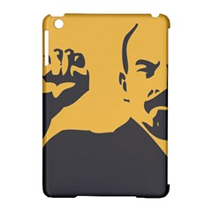 Power With Lenin Apple Ipad Mini Hardshell Case (compatible With Smart Cover)