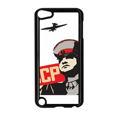 Soviet Red Army Apple Ipod Touch 5 Case (black) by youshidesign