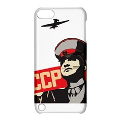 Soviet Red Army Apple Ipod Touch 5 Hardshell Case With Stand by youshidesign