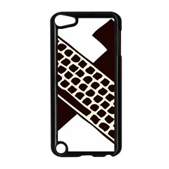 Hammer And Keyboard  Apple Ipod Touch 5 Case (black) by youshidesign