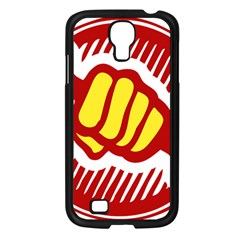 Power To The People Samsung Galaxy S4 I9500/ I9505 Case (black) by youshidesign