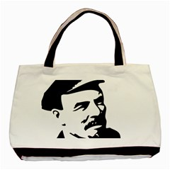 Lenin Portret Classic Tote Bag by youshidesign
