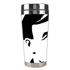 Lenin Portret Stainless Steel Travel Tumbler by youshidesign