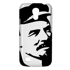 Lenin Portret Samsung Galaxy S4 Mini Hardshell Case  by youshidesign