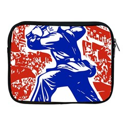 Communist Party Of China Apple Ipad 2/3/4 Zipper Case by youshidesign