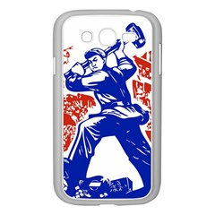 Communist Party Of China Samsung Galaxy Grand Duos I9082 Case (white) by youshidesign