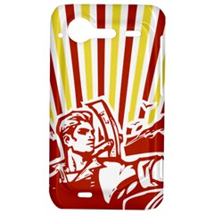 Octobe revolution HTC Incredible S Hardshell Case  by youshidesign
