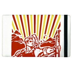 Octobe Revolution Apple Ipad 3/4 Flip Case
