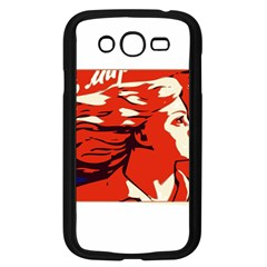 Communist Propaganda He And She  Samsung Galaxy Grand Duos I9082 Case (black) by youshidesign