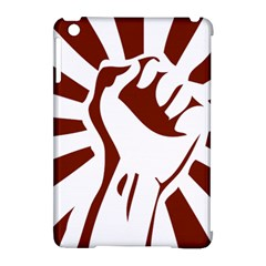 Fist Power Apple Ipad Mini Hardshell Case (compatible With Smart Cover) by youshidesign