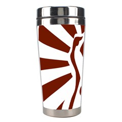 Fist Power Stainless Steel Travel Tumbler by youshidesign