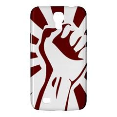 Fist Power Samsung Galaxy Mega 6 3  I9200 by youshidesign