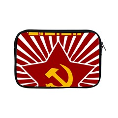 Hammer And Sickle Cccp Apple Ipad Mini Zipper Case by youshidesign