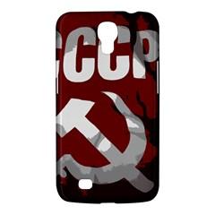 Cccp Soviet Union Flag Samsung Galaxy Mega 6 3  I9200 by youshidesign