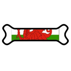 Flag-Wales Magnet (Dog Bone) by katiesbluecat
