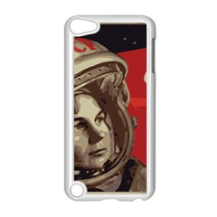 Soviet Union In Space Apple Ipod Touch 5 Case (white) by youshidesign