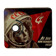 Soviet Union In Space Samsung Galaxy S  Iii Flip 360 Case by youshidesign
