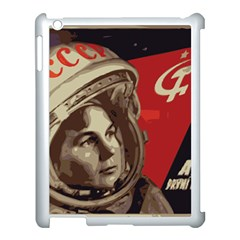 Soviet Union In Space Apple Ipad 3/4 Case (white) by youshidesign