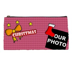 Christmas Pencil Case By Matematicaula   Pencil Case   Pnn7jrn5mdl7   Www Artscow Com Front