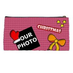 Christmas Pencil Case By Matematicaula   Pencil Case   Pnn7jrn5mdl7   Www Artscow Com Back
