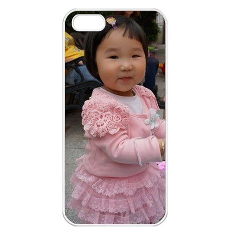 Iphone5 Case By Ms  Ho   Apple Iphone 5 Seamless Case (white)   A25ezoma5s23   Www Artscow Com Front