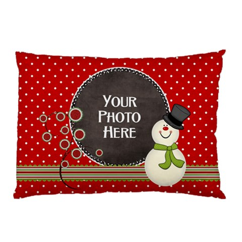 Joyful Joyful Pillow Case 2 By Lisa Minor   Pillow Case   Reyi0k38go9t   Www Artscow Com 26.62 x18.9 Pillow Case