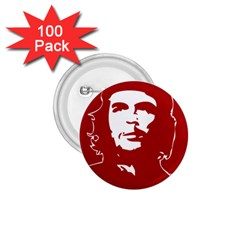 Chce Guevara, Che Chick 1 75  Button (100 Pack) by youshidesign