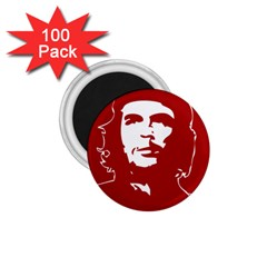 Chce Guevara, Che Chick 1 75  Button Magnet (100 Pack) by youshidesign
