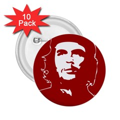 Chce Guevara, Che Chick 2 25  Button (10 Pack) by youshidesign