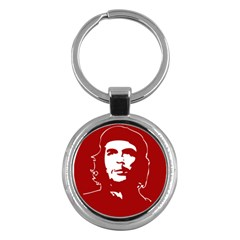 Chce Guevara, Che Chick Key Chain (round) by youshidesign
