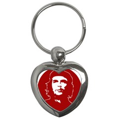 Chce Guevara, Che Chick Key Chain (heart) by youshidesign