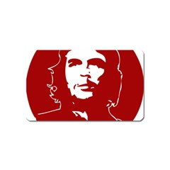 Chce Guevara, Che Chick Magnet (name Card) by youshidesign