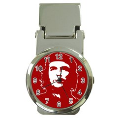 Chce Guevara, Che Chick Money Clip With Watch by youshidesign