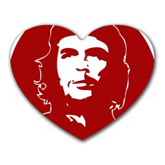 Chce Guevara, Che Chick Mouse Pad (heart) by youshidesign