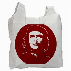 Chce Guevara, Che Chick Recycle Bag (one Side) by youshidesign