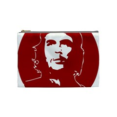 Chce Guevara, Che Chick Cosmetic Bag (medium) by youshidesign