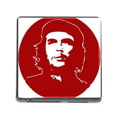 Chce Guevara, Che Chick Memory Card Reader With Storage (square) by youshidesign